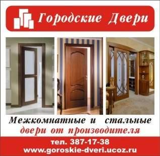 двери стальные компания город